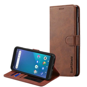 Wallet Case for Essential Smart 3-Coffee