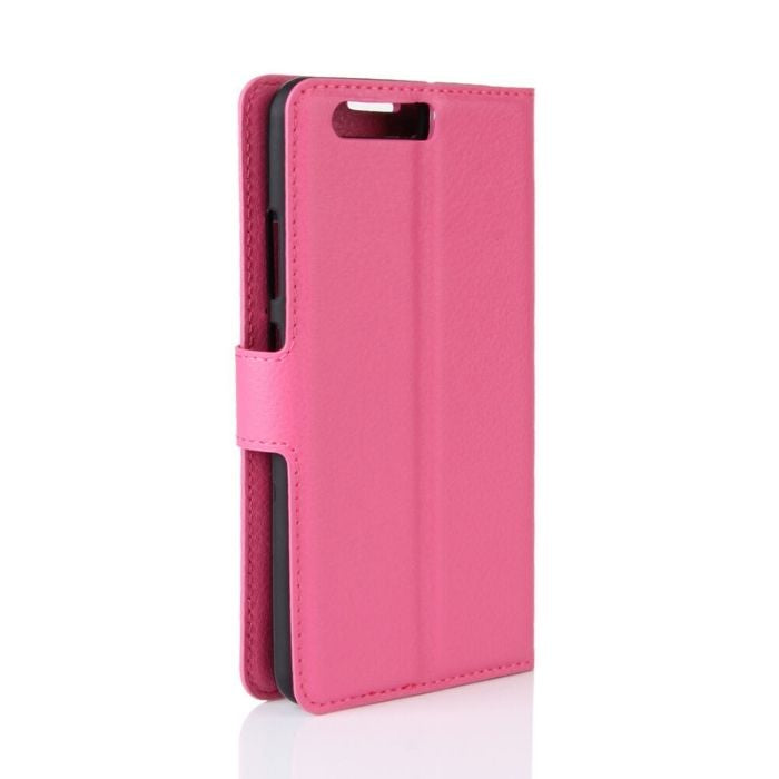Wallet Case for Huawei P10 - Pink back