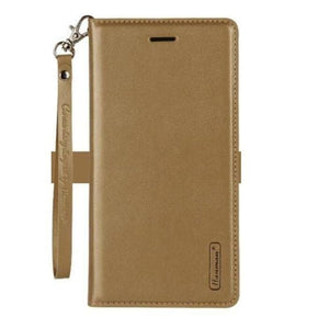 Wallet Case for Huawei Y6 2018 gold