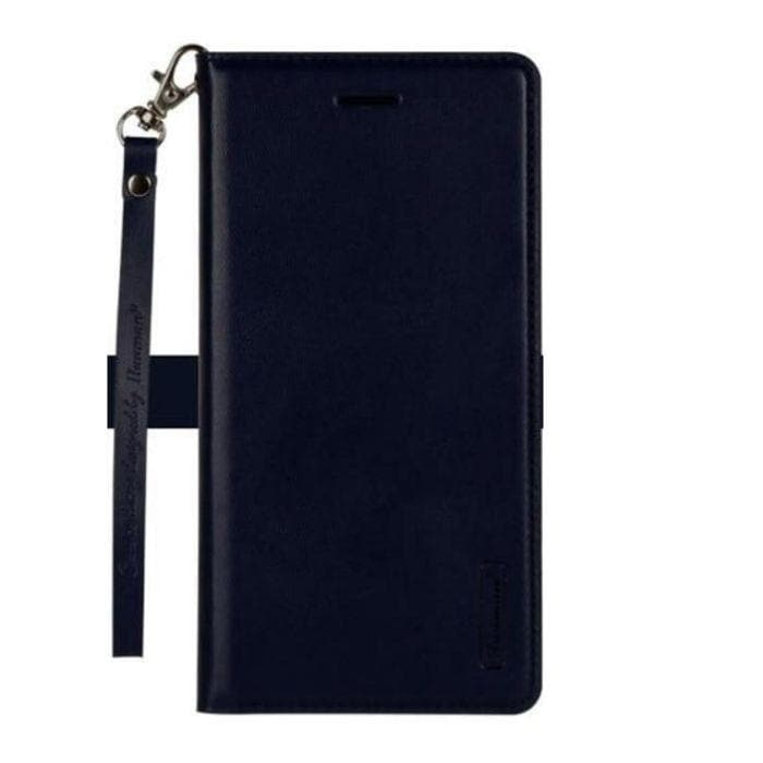 Wallet Case for Huawei Y6 2018 navy