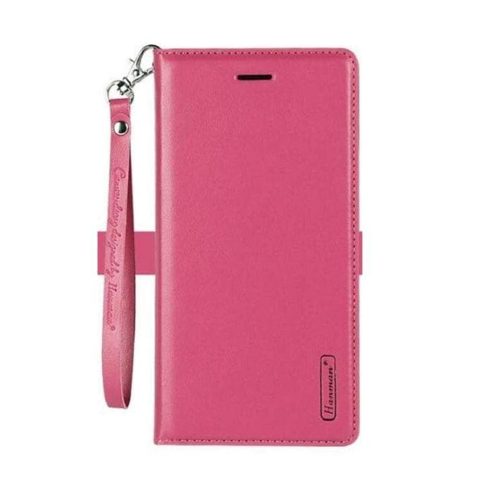 Wallet Case for Huawei Y6 2018 pink