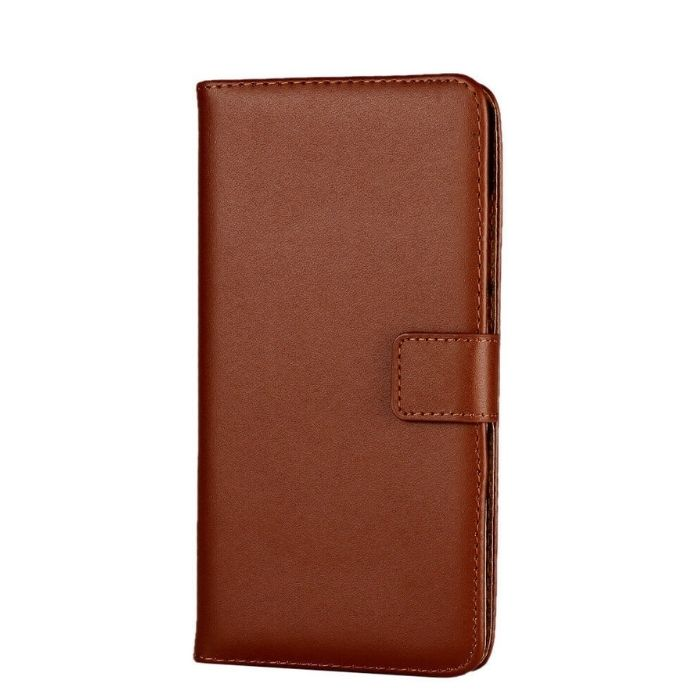Wallet Case for Mate 10-Brown