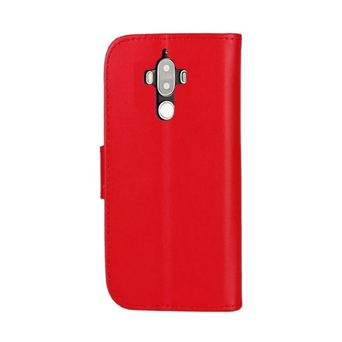 Wallet Case for Mate 10-Red Huawei