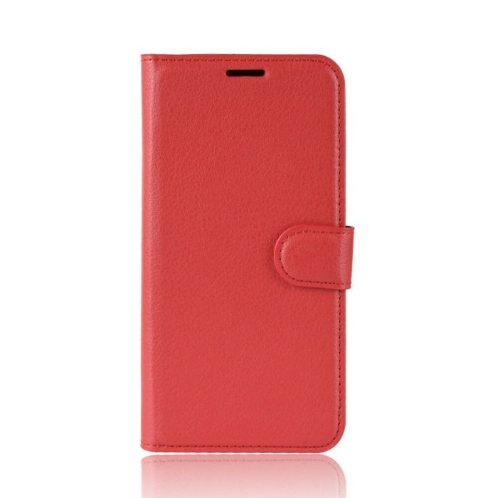 Wallet Case for OPPO R15 - Red