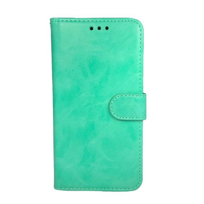 Wallet Case for Samsung Galaxy A70 - Mint