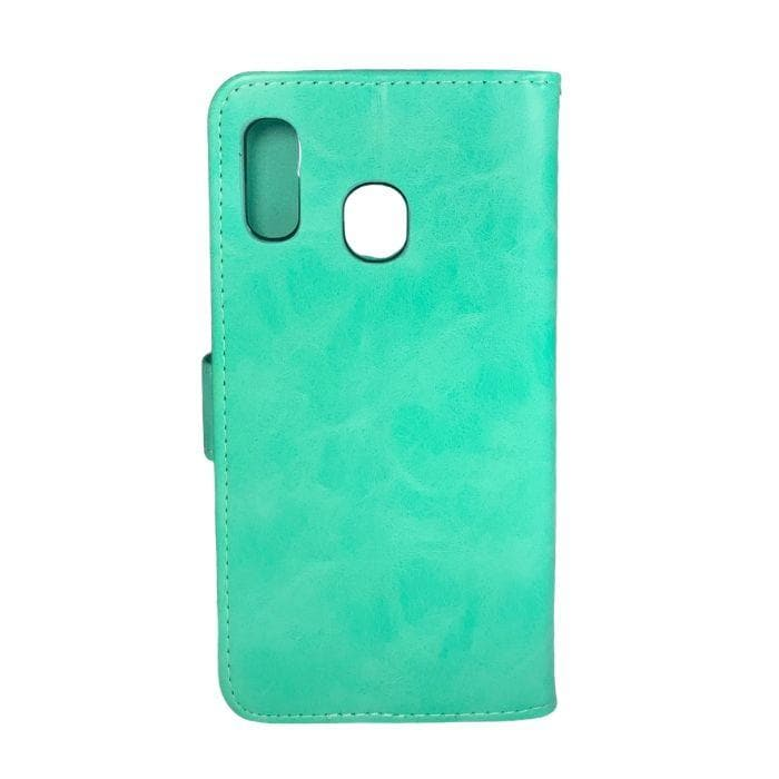 Wallet Case for Samsung Galaxy A70 - Mint back