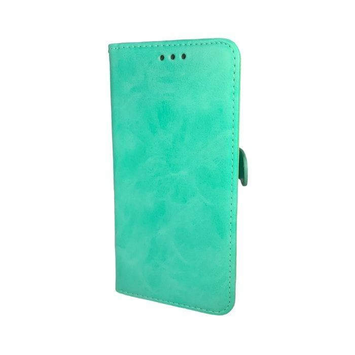 Wallet Case for Samsung Galaxy A70 - Mint side