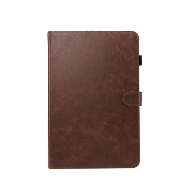 Wallet Case for Samsung Galaxy Tab A 10.5 brown