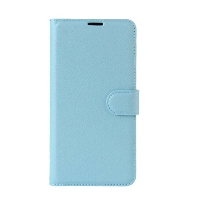 Wallet Case for Sony Xperia XA blue
