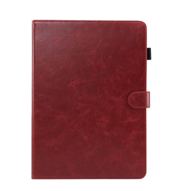 Wallet Case for iPad Pro 11 (2018) red