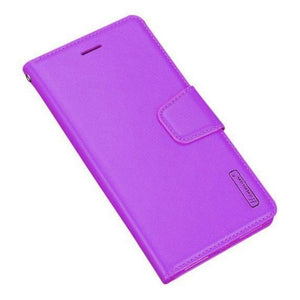 Luxury A9 2020 Wallet Case-Purple
