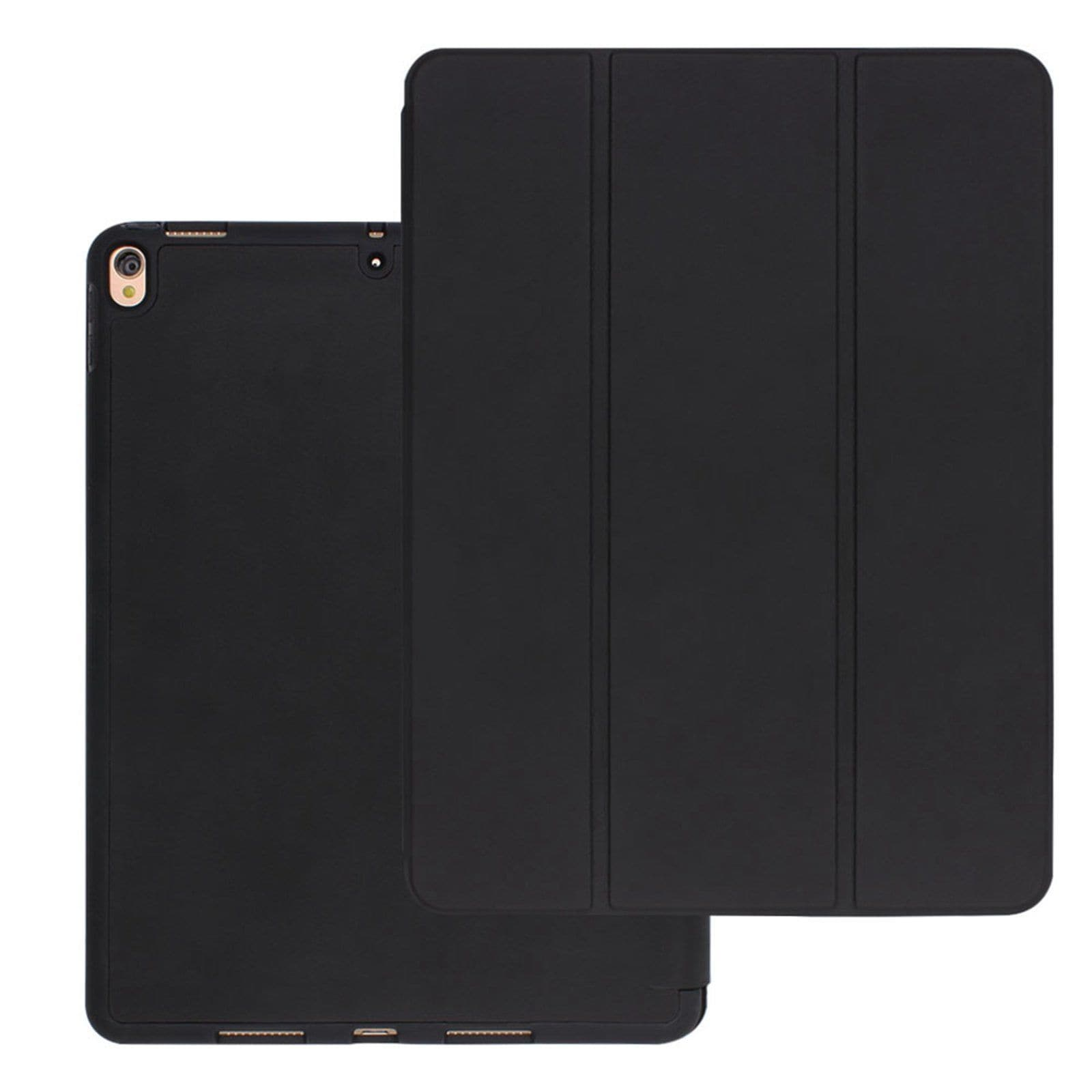 "Flip Case with Pencil Holder for iPad Pro 12.9"" (2017) black"