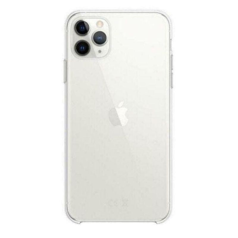 Clear Jelly Case for iPhone 12 Pro Max
