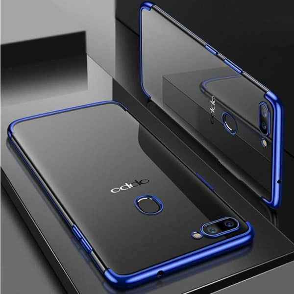 Ultra Thin Soft Case for OPPO A73 - Smartphonesshop