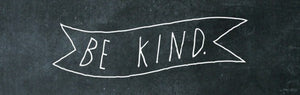 The currency of kindness