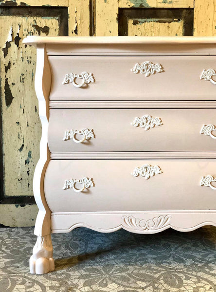 Fairytale curvy chest of drawers SOLD