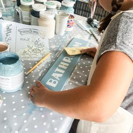 Fusion Mineral Paint Workshop - Lichfield more dates coming soon! Contact Us