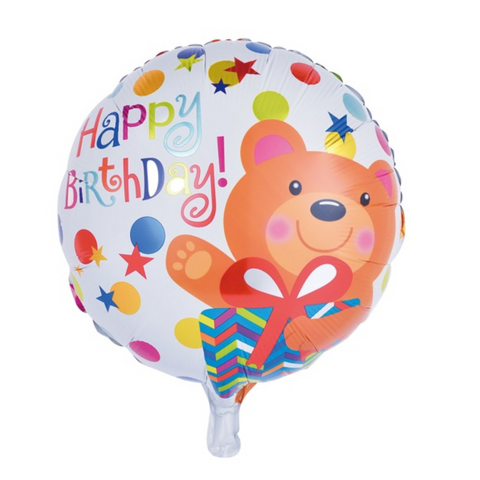 Birthday - Bear