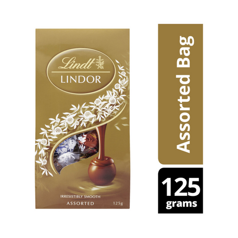 Lindt Chocolate 125g