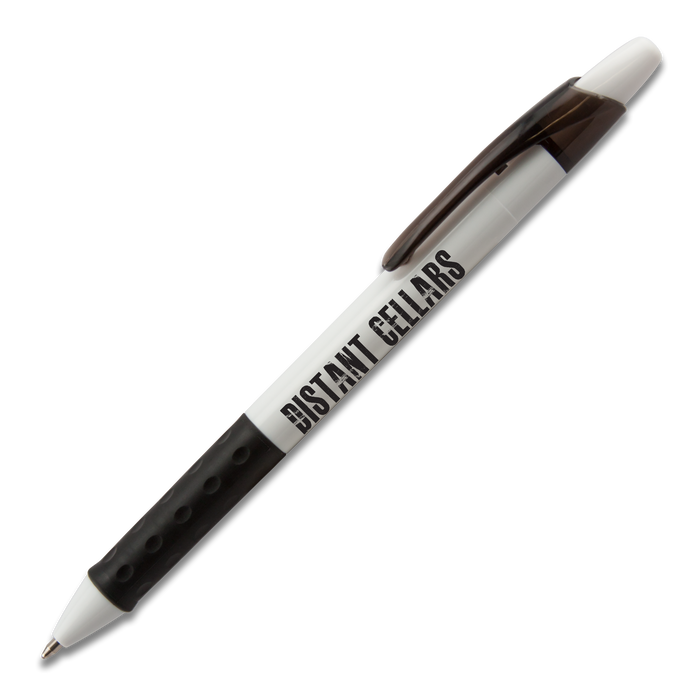RSVP RT Retractable Ballpoint Pen with White Barrel (Medium)