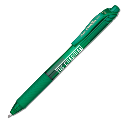 EnerGel-X (Medium) - Green Barrel