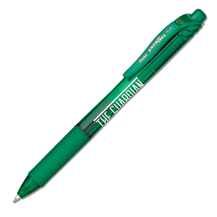 EnerGel-X Retractable Roller Gel Ink Pen (Medium)