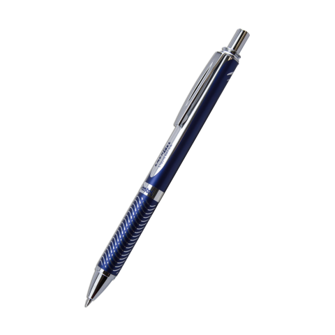 EnerGel® Alloy Gel Pen - Blue Barrel (Medium)