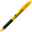 RSVP RT Safety Colors Retractable Ballpoint Pen (Medium) Safety Yellow Barrel