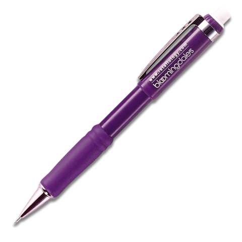 Twist-Erase III Mechanical Pencil - Violet Barrel
