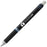 EnerGel Pro Retractable Liquid Gel Pen (Medium) - Permanent Black Ink