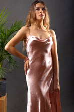 Load image into Gallery viewer, Diana Slip Dress (Blush)