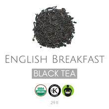 Load image into Gallery viewer, English Breakfast Black Tea SKU #140102