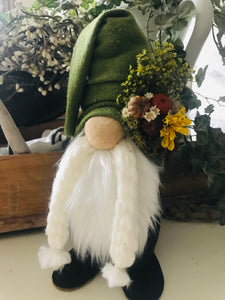 Handcrafted Fall Gnomes