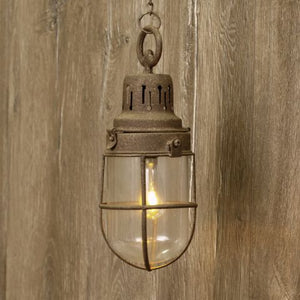 Michael LED Hanging Lantern SKU#485106GO
