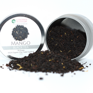 Mango Black Tea SKU #140123