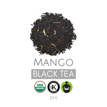 Load image into Gallery viewer, Mango Black Tea SKU #140123