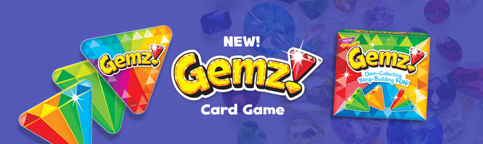 Gemz!™ best new board game for families