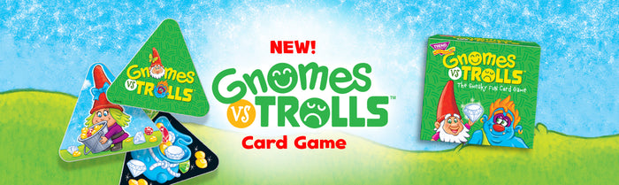 10 FUN Facts, Folklore & Features of Gnomes vs Trolls™ Card Game