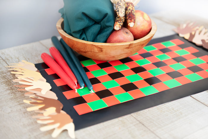Hands-on Kwanzaa Paper Projects