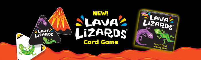 Lava Lizards™ fun activities to do with family at home