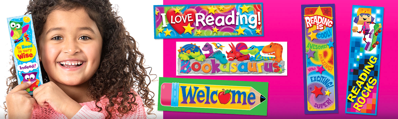 bookmarks for elementary school made in USA