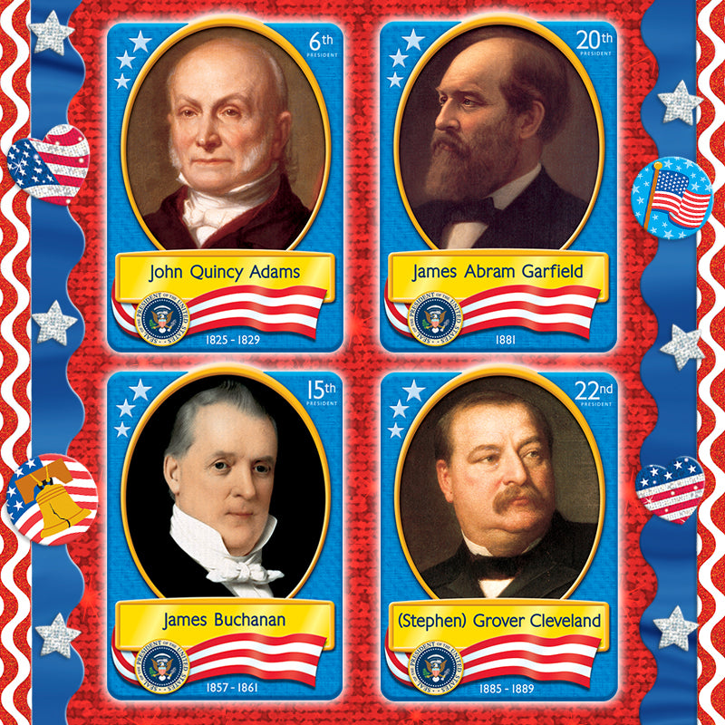 Trivia questions about US Presidents