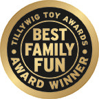 2020 Tillywig Best Family Fun Award Winner