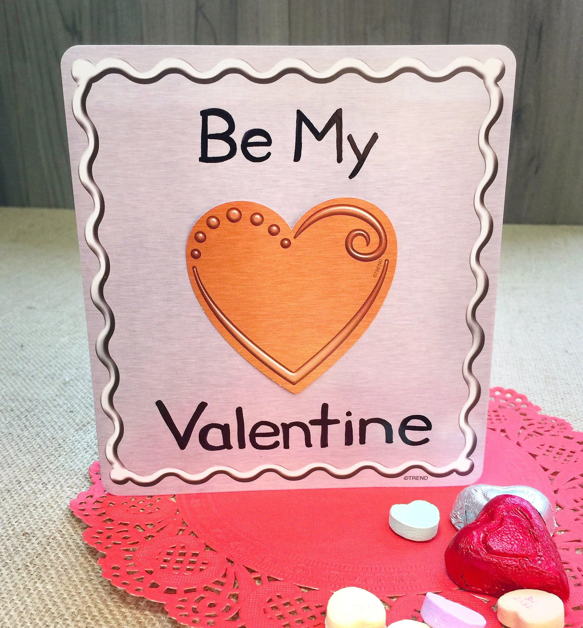 super easy kid valentine ideas DIY card