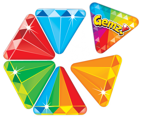 Gemz! best new card game for families