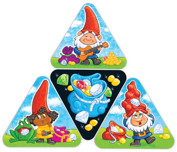 GNOMES vs TROLLS™ best new card game for families