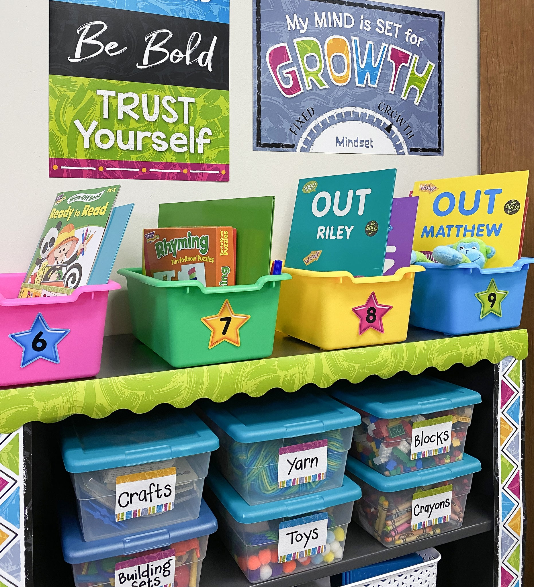 organization ideas for distance learning classroom hybrid covid friendly