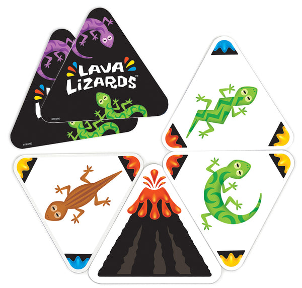 Lava Lizards™ best new card game for families