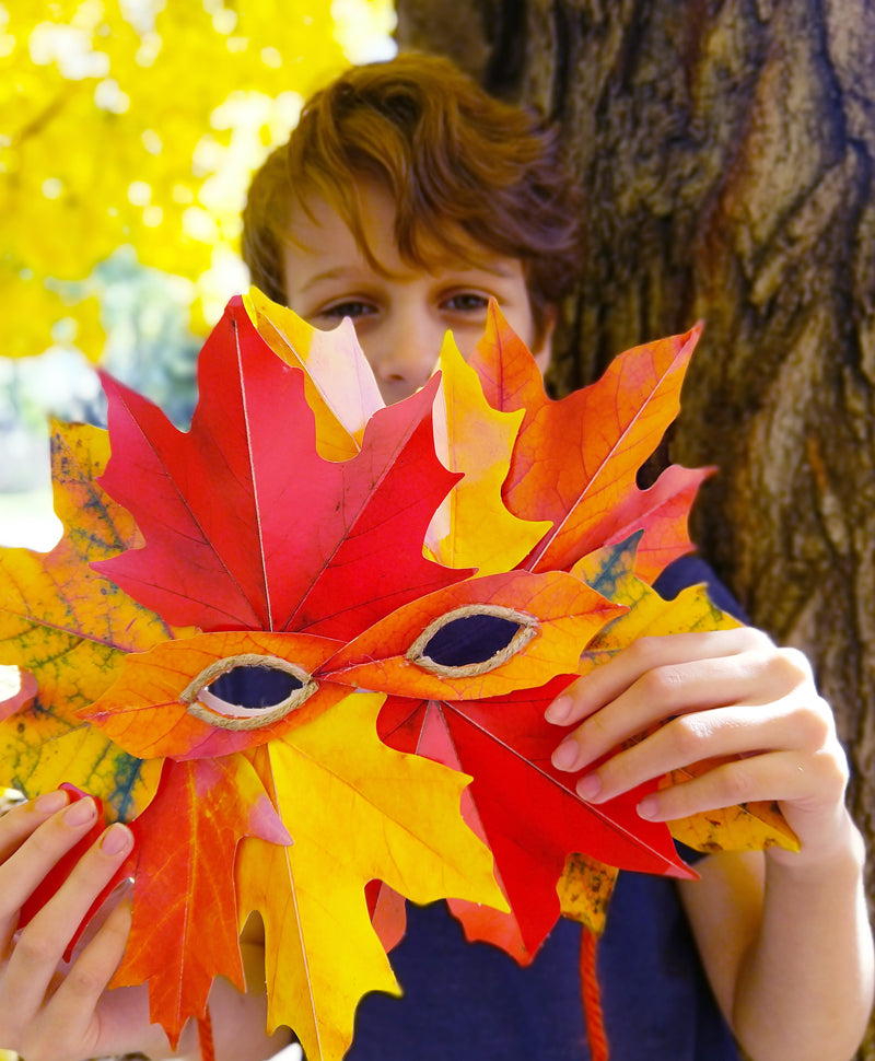 fall autumn leaf leaves projects for kids