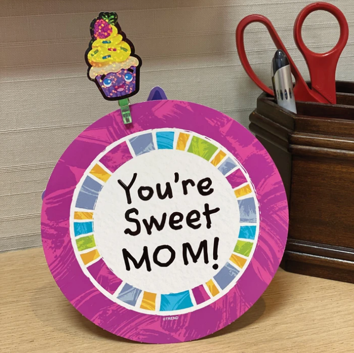 Mother's Day DIY gift ideas Sweet Signs easy for kids to make